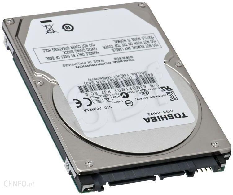 Toshiba 500GB 2,5