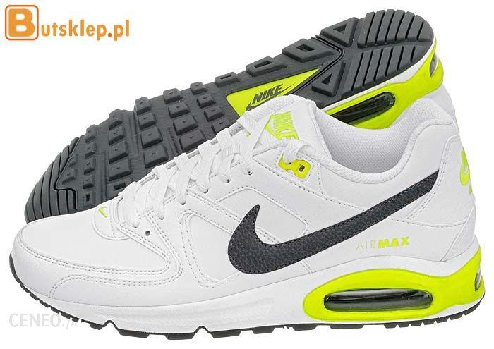 Nike Air Max Command Leather 409998 114 | Biały