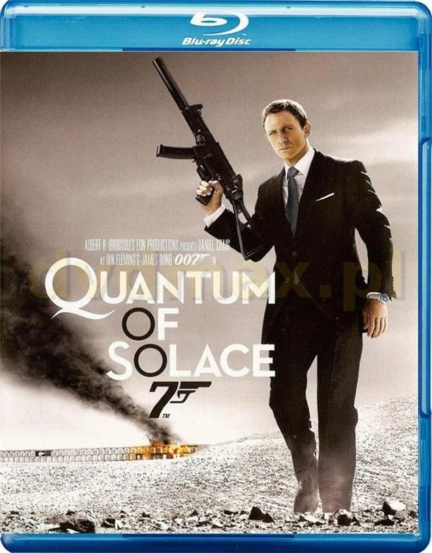 68852072206d6d Film Blu-ray 007 James Bond  Quantum Of Solace (Blu-ray) - Ceny i ...