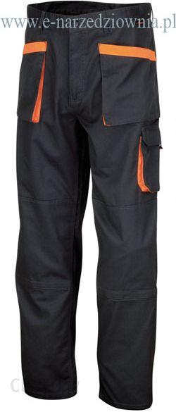 Beta spodnie robocze, szaro pomarańczowe 7840 Ceny i opinie Ceneo.pl