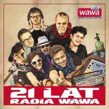 63ea376595ce23 21 lat Radia WAWA (CD) Płyty kompaktowe