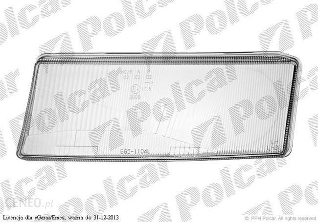 Lampa przednia szkło reflektora SKODA OCTAVIA (1U21U5) 5D + KOMBI Luty 97 Listopad 00 Opinie i ceny na Ceneo.pl