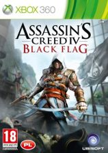 Assassins Creed IV: Black Flag (Gra Xbox 360)