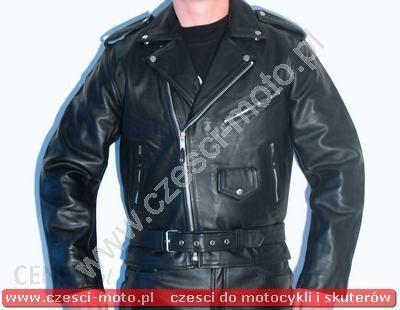97a6d6411b8a6 Odzież motocyklowa Kurtka skórzana RAMONESKA - Opinie i ceny na Ceneo.pl