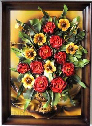 Oryginalny Obraz 3d Kwiaty W Koszu K8 56 Opinie I Atrakcyjne