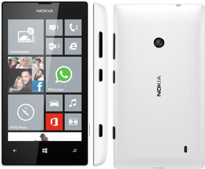 Smartfon Nokia Lumia 520 Bialy Opinie Komentarze O Produkcie 2
