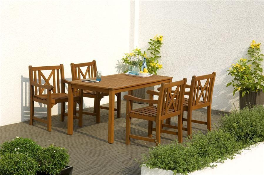 Zestaw Mebli Ogrodowych Best Furniture Meble Ogrodowe Drewniane Stół