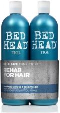Tigi Bed Head Recovery Program 750 ml Bed Head Recovery Shampoo + 750 ml Bed Head Recovery Conditioner