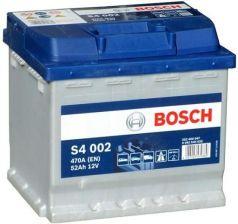 Bosch Silver S4 52Ah 470A (P+)