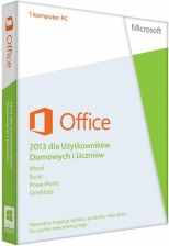 Microsoft Office 2013 Home and Student 64bit ESD AAA-02883