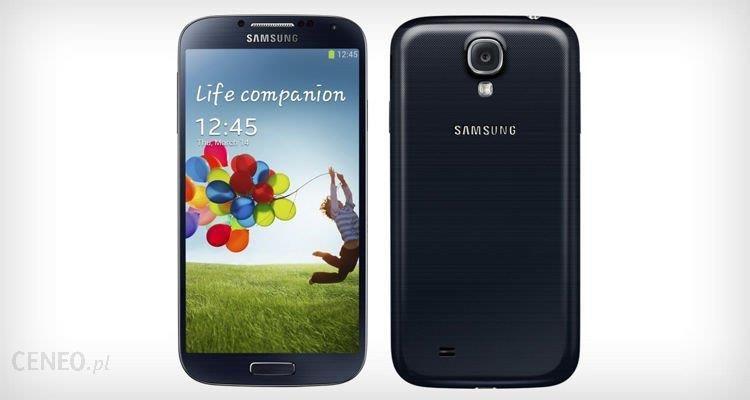 Smartfon Samsung Galaxy S4 I9505 16gb Czarny Opinie Komentarze O Produkcie 2