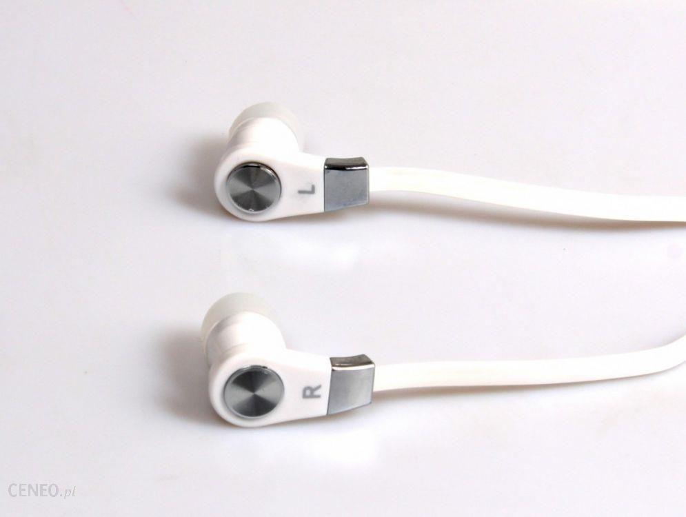 MAGICSOUND USB-C - Słuchawki douszne z mikrofonem do smartfonów z portem USB-C. Czarne - rbline.pl
