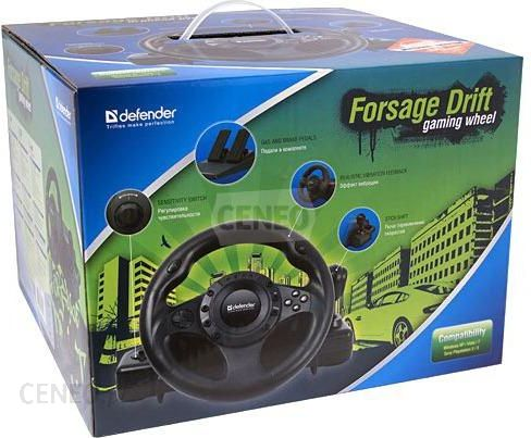 DEFENDER FORSAGE DRIFT GT DRIVERS FOR WINDOWS