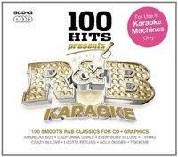 Karaoke - 100 Hits - Presents R & B (CD)