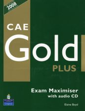 Cae Gold Plus Maximiser Without Key With Audio Cd