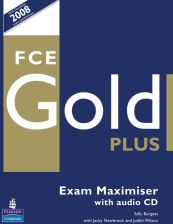 Fce Gold Plus First Certificate Gold Plus Maximiser (No Key) And Audio Cd