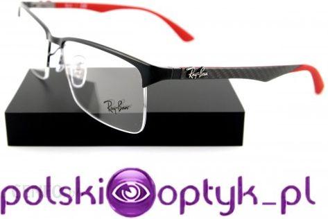 193e01e7b6 Ray Ban RB 8411 2509 - Opinie i ceny na Ceneo.pl