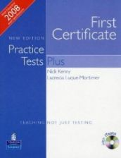 Practice Tests Plus Fce New Edition Student'S Book No Key (+ Itest Cd-Rom And Audio Cds)