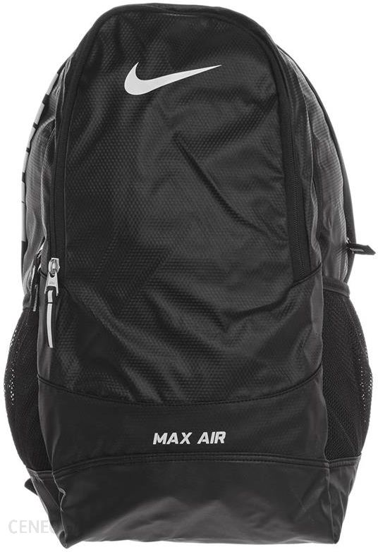 wholesale dealer 418e6 d100d Plecak Nike Team Training Max Air Lar Czarny BA4595 - zdjęcie 1