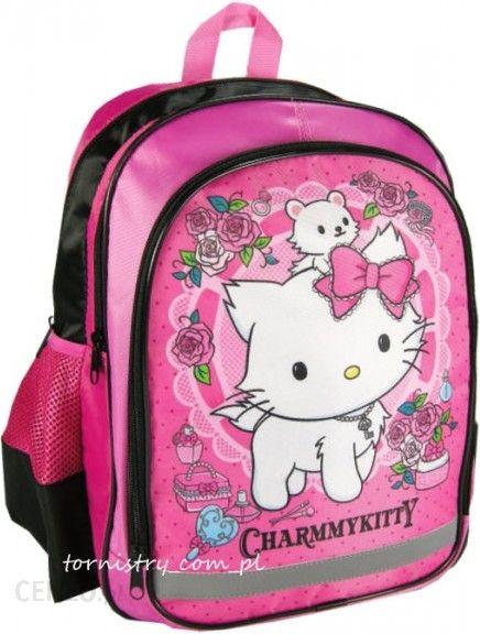 Derform Plecak Szkolny Charmmy Kitty, Licencja Sanrio (Pl15Ck11)