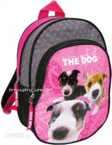 3f5027d9a1cb6 Derform Plecak Przedszkolny Wycieczkowy The Dog (Pl11Td25) - Ceny i ...