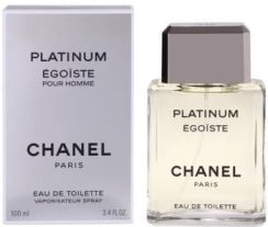 Chanel Platinum Egoiste Woda toaletowa 100ml spray