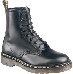 Dr. Martens Buty 1460 Black Smooth
