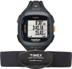 Timex Ironman Run Trainer 2.0 Gps Hrm T5K742