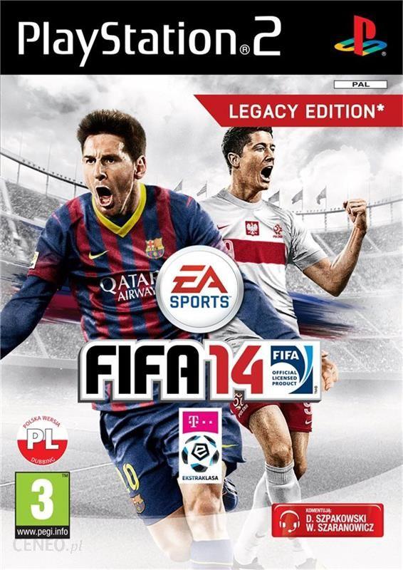Fifa 14 Gra Ps2 Ceneo Pl