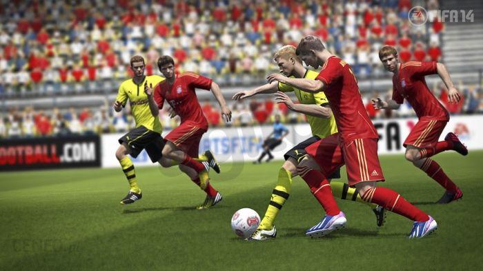 Fifa 14 Gra Ps3 Ceneo Pl