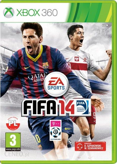 Fifa 14 Gra Xbox 360 Ceneo Pl