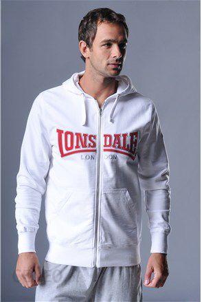 bluza lonsdale biała