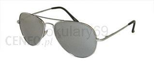 Dessoto Okulary Przeciwsłoneczne 105 Srebne (624E 813EA