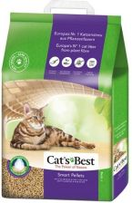 Cat's Best Smart Pellets 2X20L - zdjęcie 1