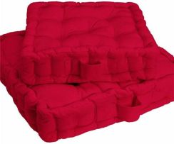 La Redoute Poduszka Na Krzesło Czerwona Opinie i