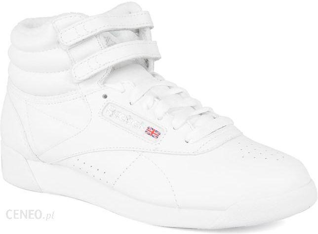FREESTYLE Sneakersy wysokie Reebok Classic whiteblue