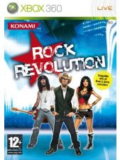 Rock Revolution (Gra Xbox 360)