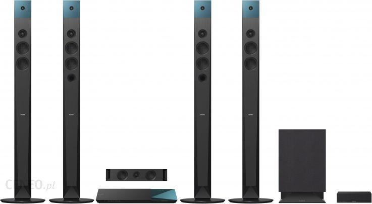 ff9352e8b899 Kino domowe Sony BDV-N9100B (czarny) - Opinie i ceny na Ceneo.pl
