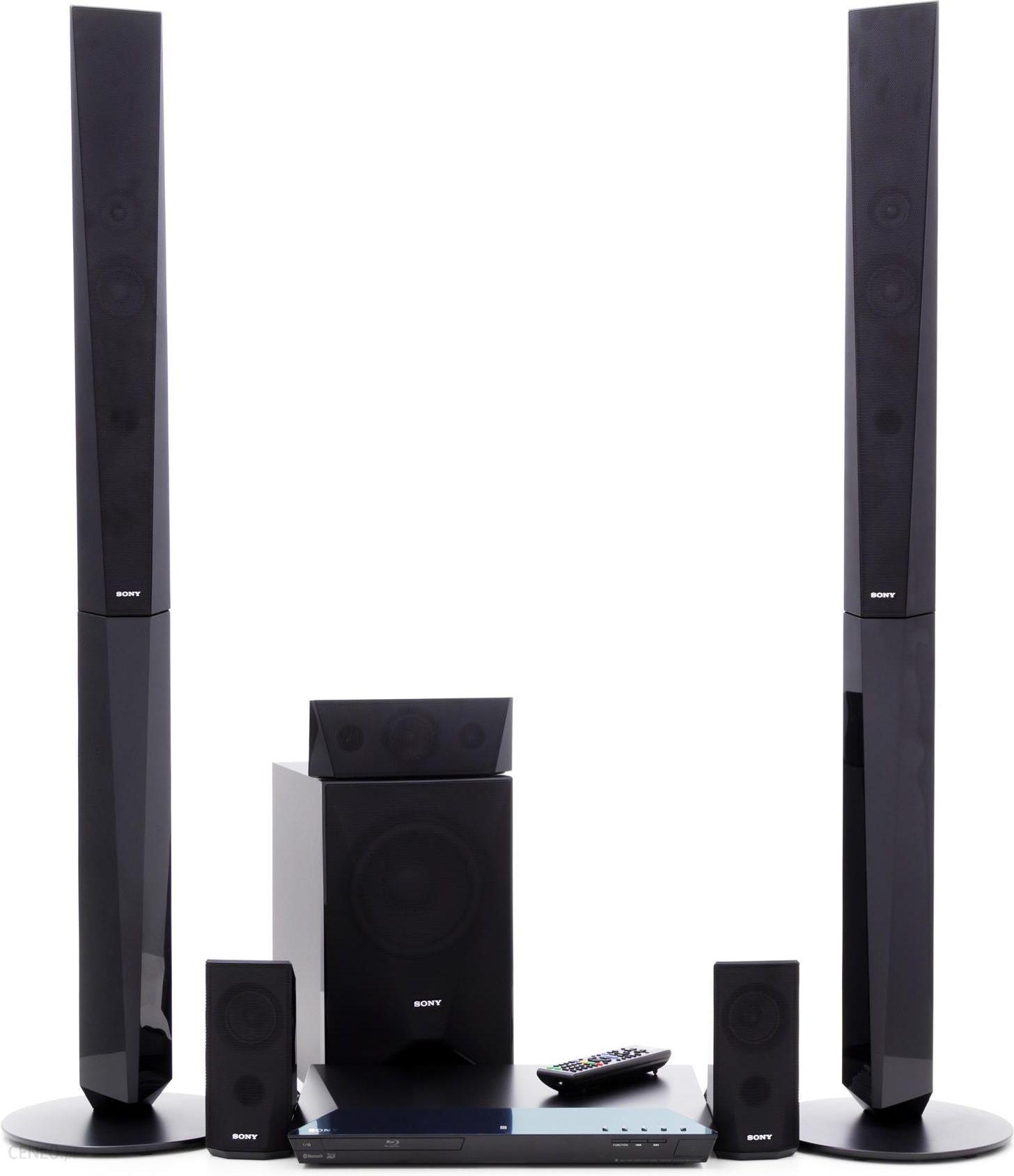 95500702f57f Kino domowe Sony BDV-E4100 - Opinie i ceny na Ceneo.pl