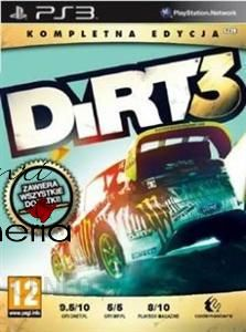 Colin Mcrae Dirt 3 Complete Gra Ps3 Ceneo Pl