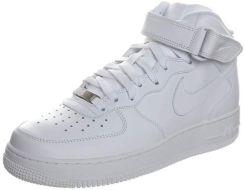 Nike Sportswear AIR FORCE 1 MID 07 Tenisówki i Trampki wysokie biały