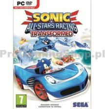 Sonic & All-Stars Racing Transformed (Gra PC)