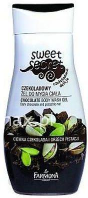 Farmona Sweet Secret Czekoladowy żel Pod Prysznic 225 Ml Opinie I