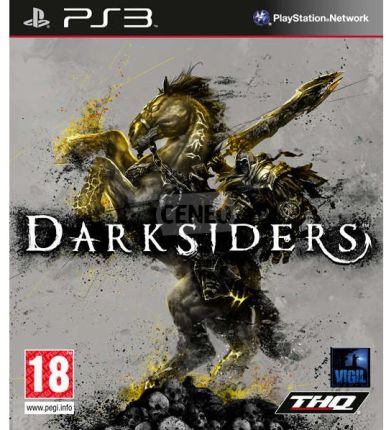 Darksiders: Wrath of War (Gra PS3)