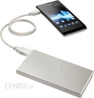 Ładowarka do telefonu Sony Przenośna ładowarka CP F2LSA (cp f2lsa) Opinie i ceny na Ceneo.pl