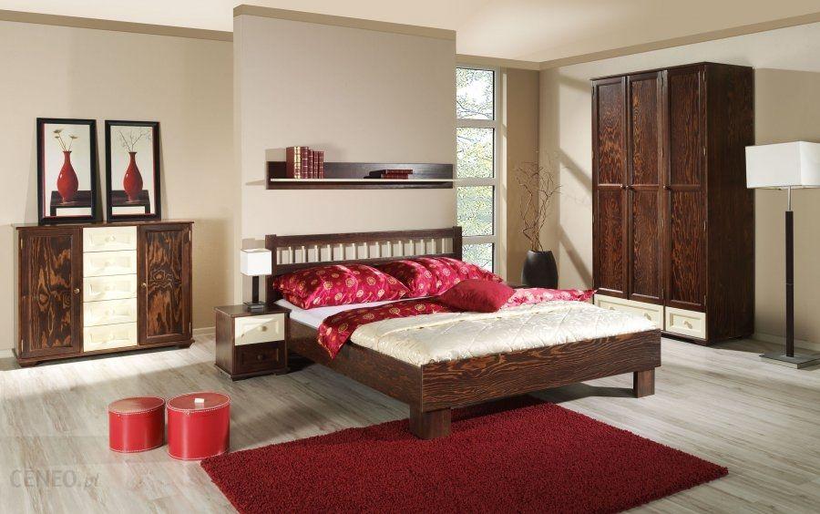 Swarzędzkie Meble łóżko Sypialniane A Gr
