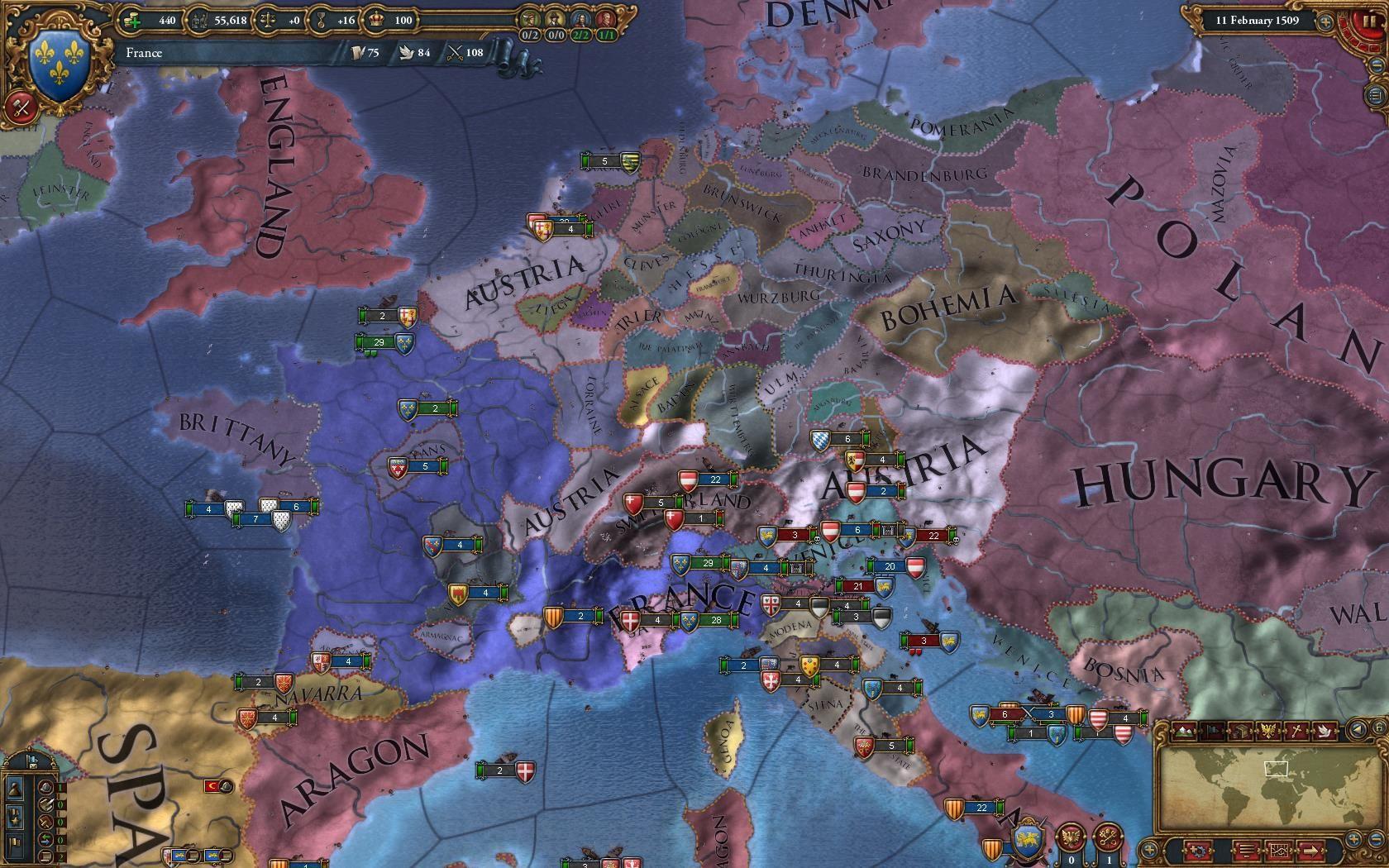 Europa Universalis Iv Digital Od 9 84 Zl Opinie Ceneo Pl
