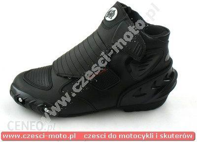 Buty motocyklowe Buty Adrenaline SBR 210 rozm. 45 Opinie i ceny na Ceneo.pl
