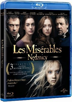 Les Miserables: Nędznicy (Les Misérables) (2012) (Blu-ray)