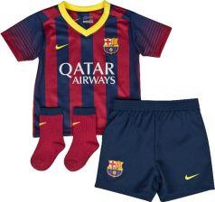 Jbarc43  Fc Barcelona - Strój Junior Nike - Ceny i opinie - Ceneo.pl 74c5e98f5c3